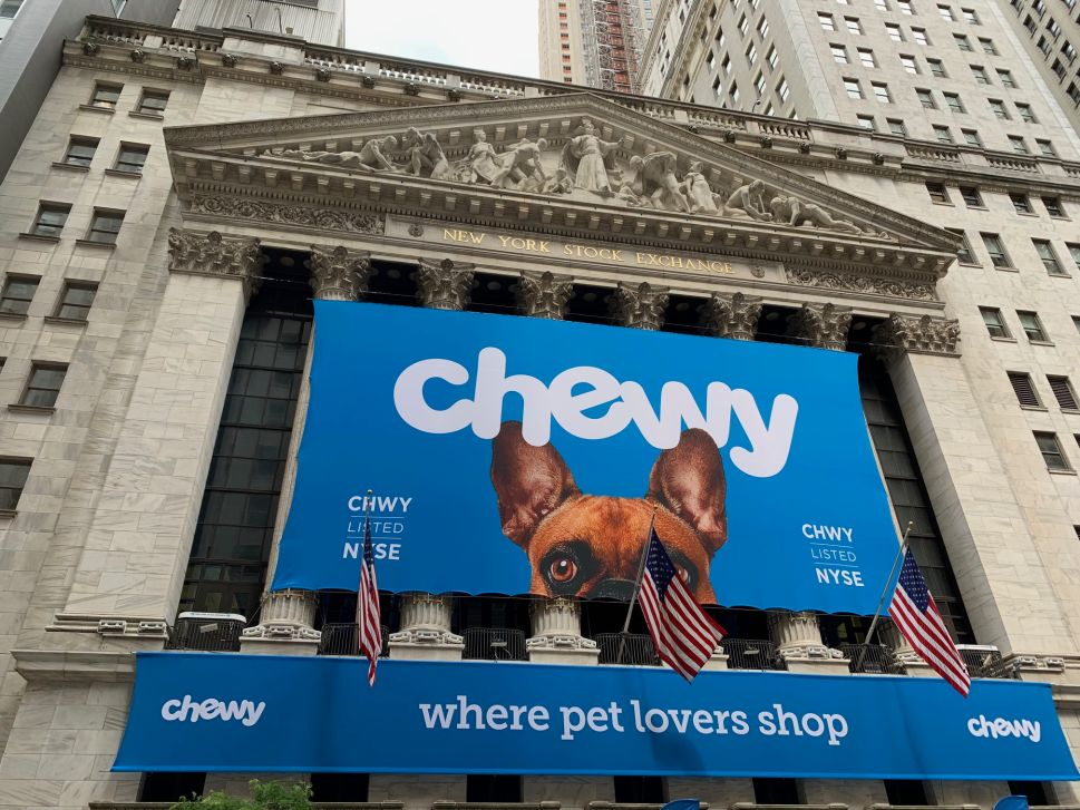 A Pack of Dogs Just Rang the Bell for Another Hot IPO in 2019