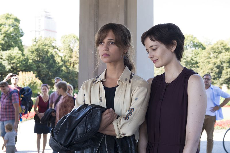 Alicia Vikander and Eva Green Will Bore You to Death in 'Euphoria'