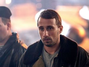 Matthias Schoenaerts in The Command.