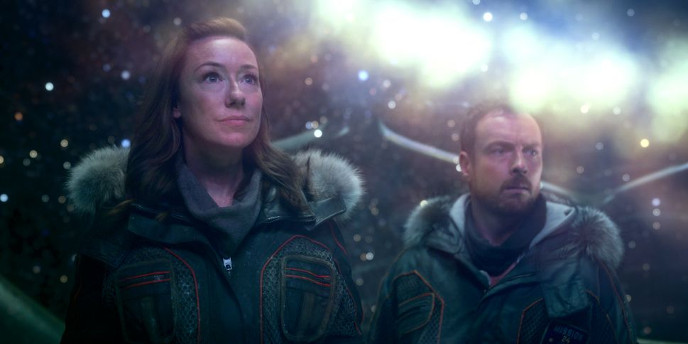 The Cast of 'Lost in Space' Are Setting Expectations High for Season 2