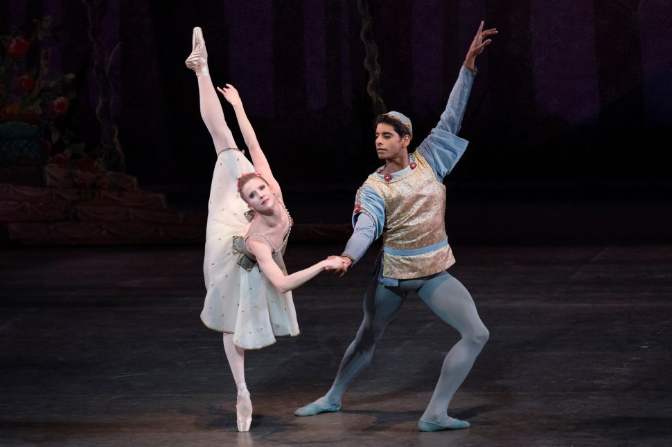New York City Ballet Ends Spring on a High With 'A Midsummer Night's Dream'