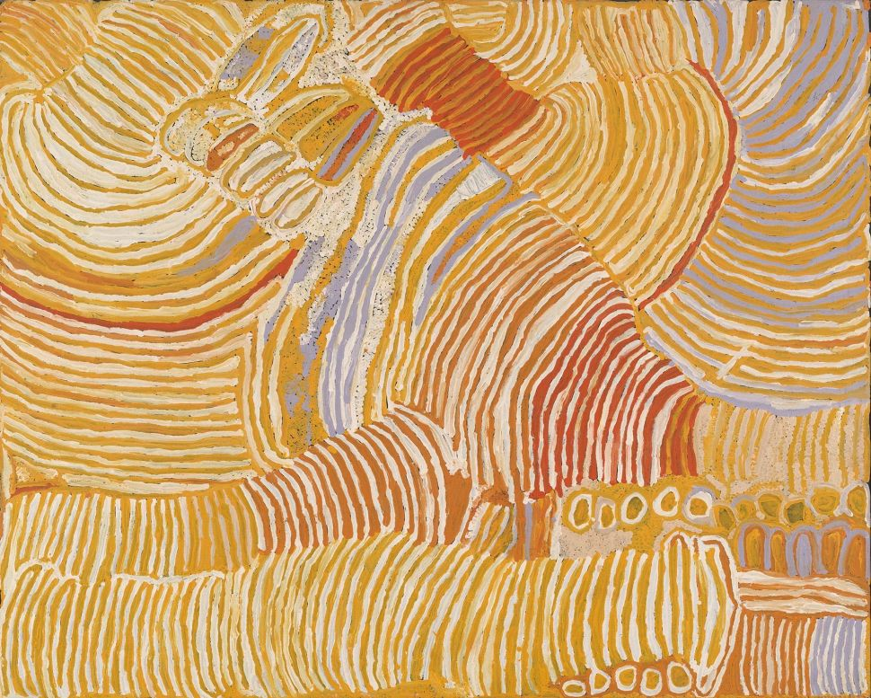 Why the Sudden Spotlight on Australian Aboriginal Art?
