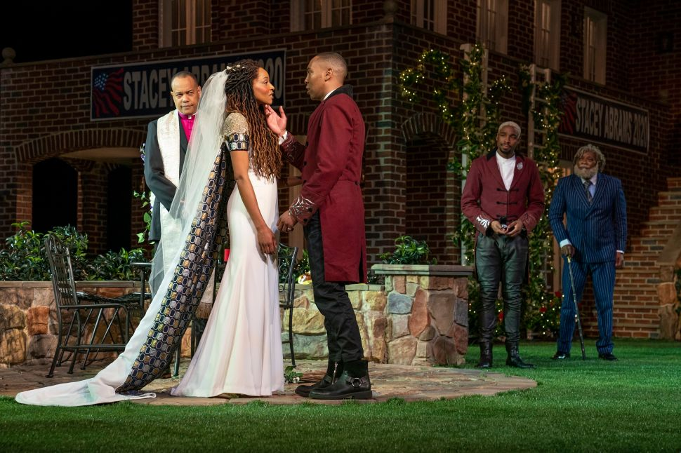 Shakespeare in the Park's 'Much Ado About Nothing' Is the Best Party This Summer