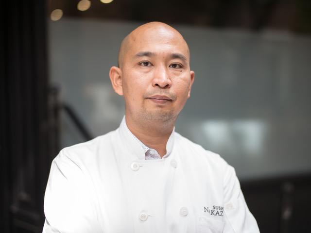 Power Lunch: Chef Daisuke Nakazawa of Sushi Nakazawa Is Really Good at Reading Faces