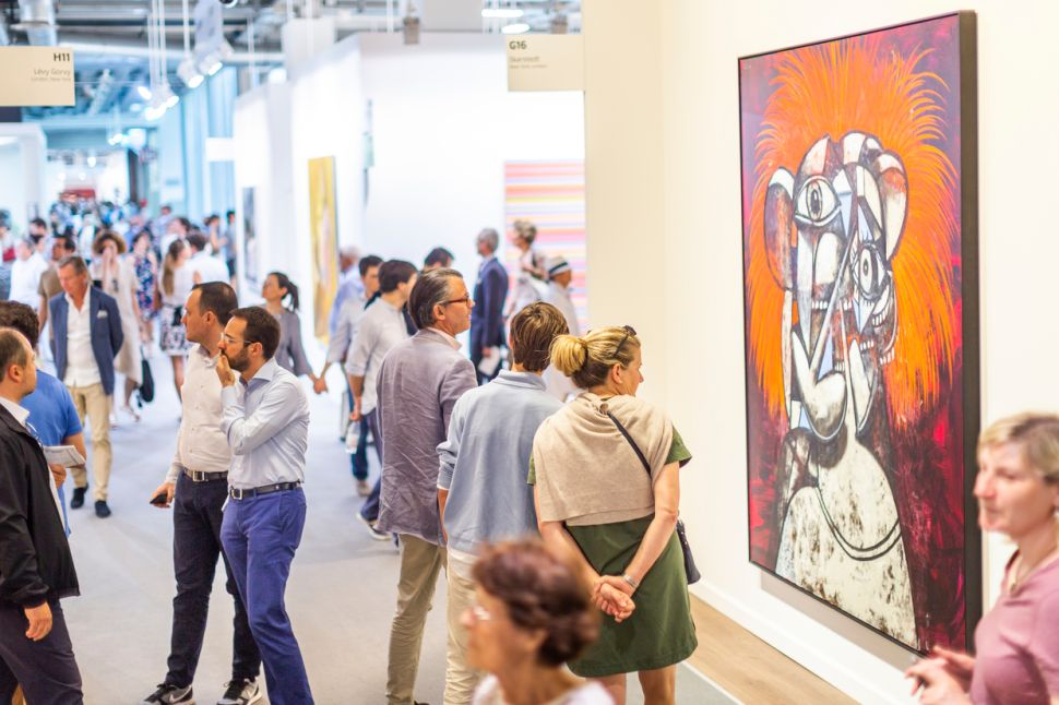 Tax Fraud and Flying Typewriters: How Art Basel Learned From Early Challenges