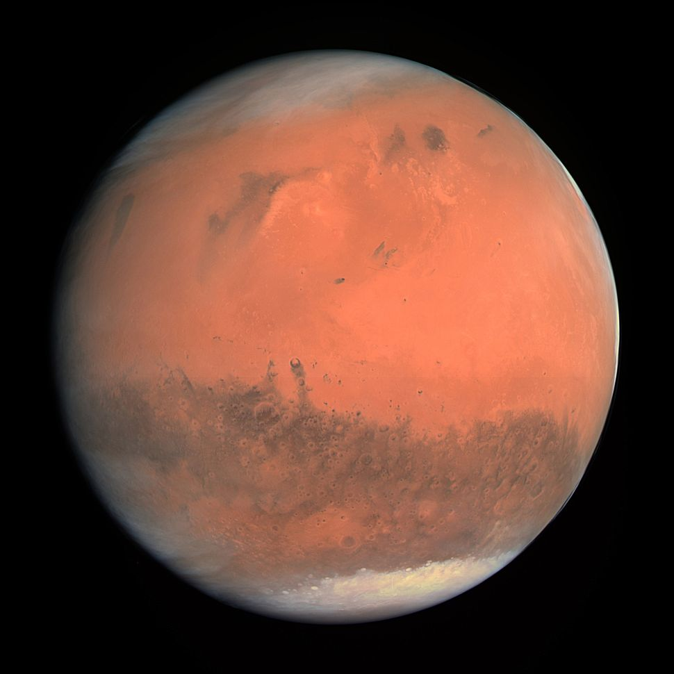 Scientists Find New Signs of Alien Life on Mars and Elsewhere in Solar System