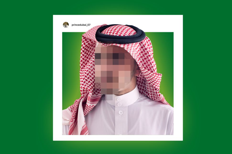 A Fake Saudi Prince Who Grifted for 30 Years Is Sentenced to 18 Years in Jail