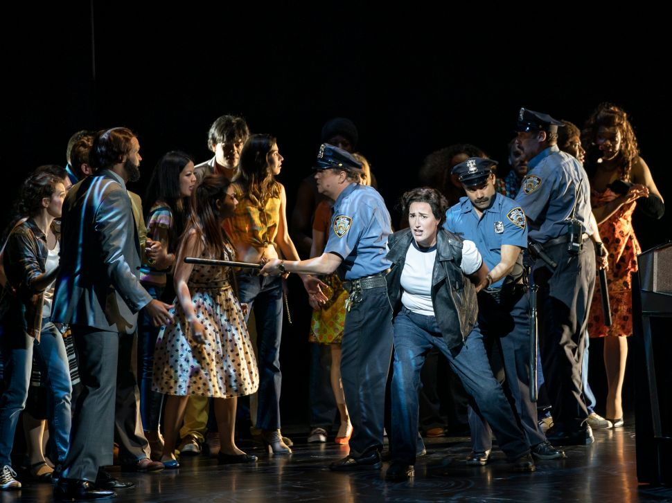 New York City Opera's 'Stonewall' Pays Vocal Tribute to a Messy Uprising