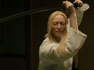 Tilda Swinton in The Dead Don't Die.