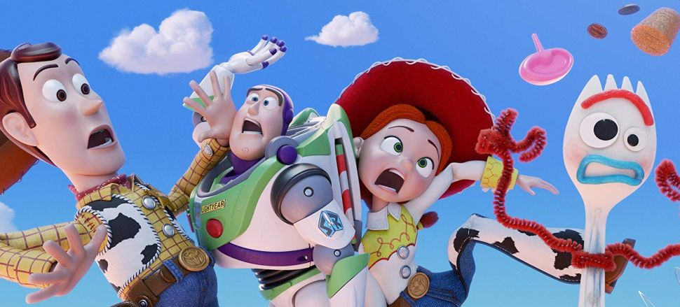 The Funniest Movie This Year Also Tackles the Meaning of Life. It's 'Toy Story 4.'