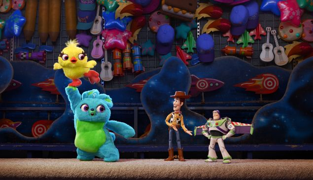 Toy Story 4 Box Office Spinoffs