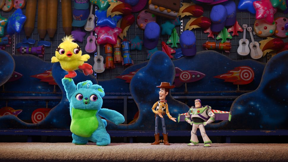 Tim Allen Hints at 'Toy Story' Spinoffs