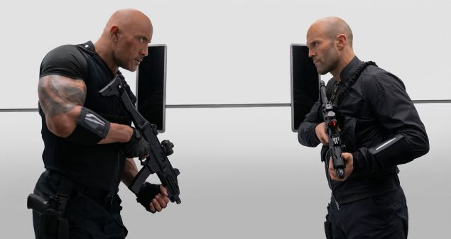 Fast & Furious Hobbs & Shaw Box Office Dwayne Johnson