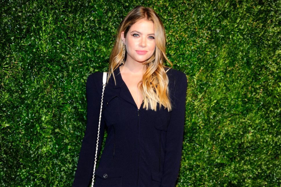 Ashley Benson Wants to Leave Her Laughlin Park Home Behind