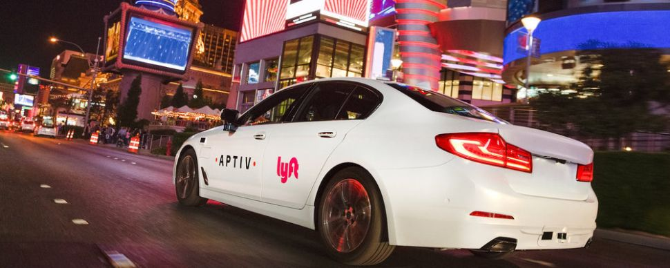Lyft Is Testing Its Self-Driving Cars on Blind Passengers