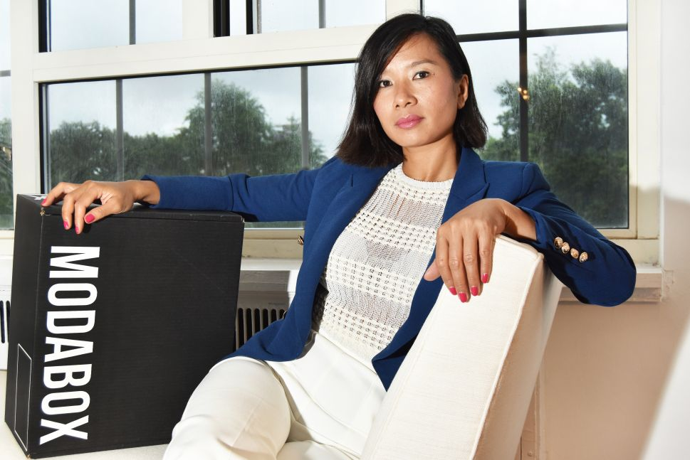 From Refugee Camp to NYC With Only $200: Q&A With ModaBox Founder Monica Phromsavanh