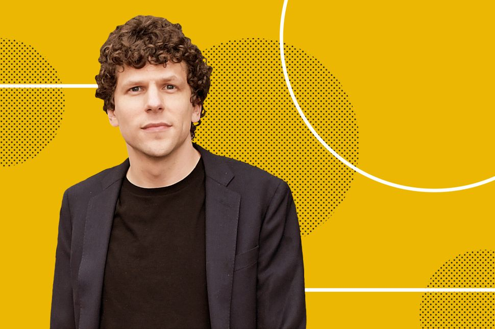 Jesse Eisenberg on What You Can Learn From Getting Yelled at in Karate Class