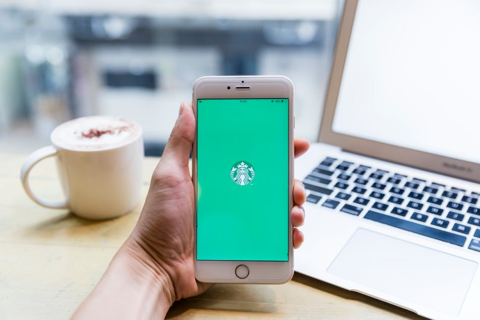 Starbucks Will Expand Digital Orders With Help From Startup Brightloom