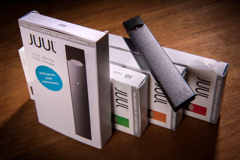 Nicotine's Electronic Epidemic Demands Regulation