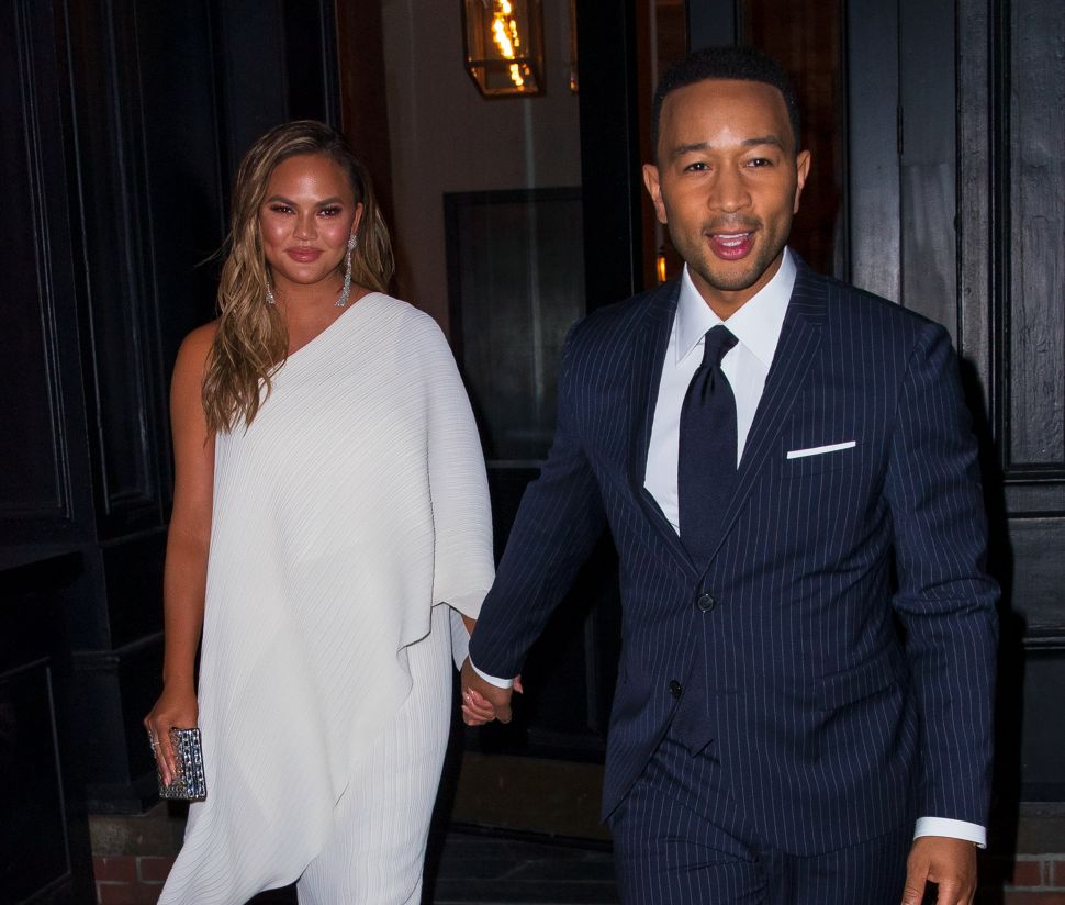 John Legend and Chrissy Teigen's Italian Yacht Trip Was the Ultimate Family Vacation