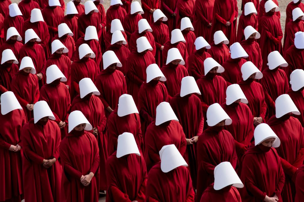 From TV to Real Life: 'Handmaid's Tale' Co-Producer Discusses Women's Rights Issues