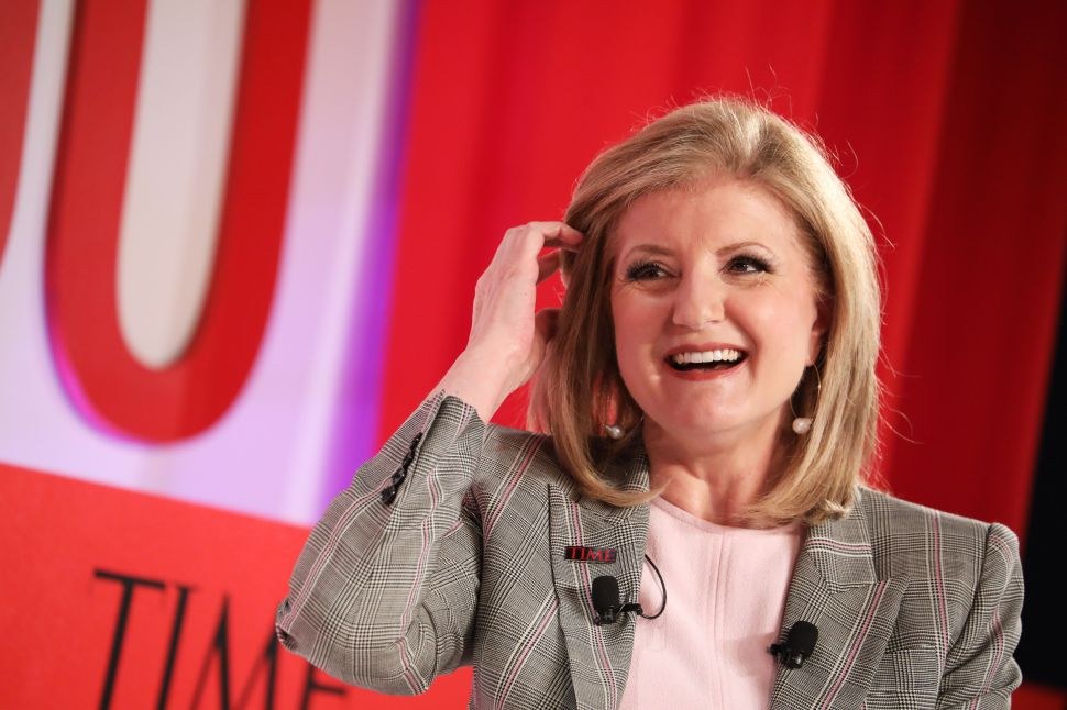 Arianna Huffington Is the Latest Uber Board Member to Resign Since IPO