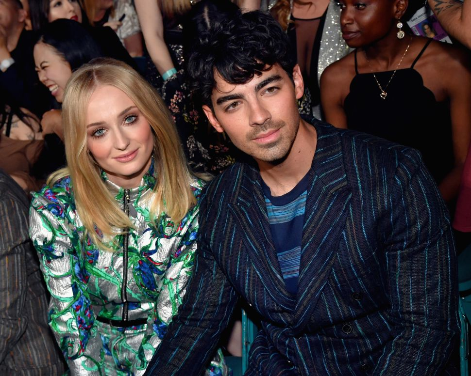 Sophie Turner and Joe Jonas Are Living Their Best Newlywed Yacht Lives on the Amalfi Coast