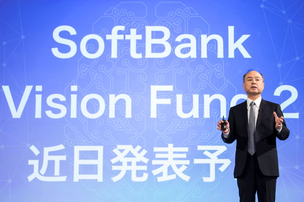 Microsoft, Apple Take the Place of Saudi Royals in SoftBank's 2nd $100 Billion Fund