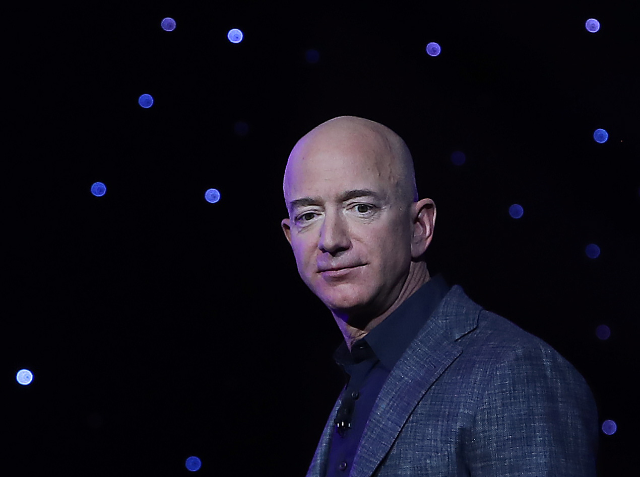 Coalition Led By Spacex Bezos Want To Rewrite Fcc Rules On Space Use Observer