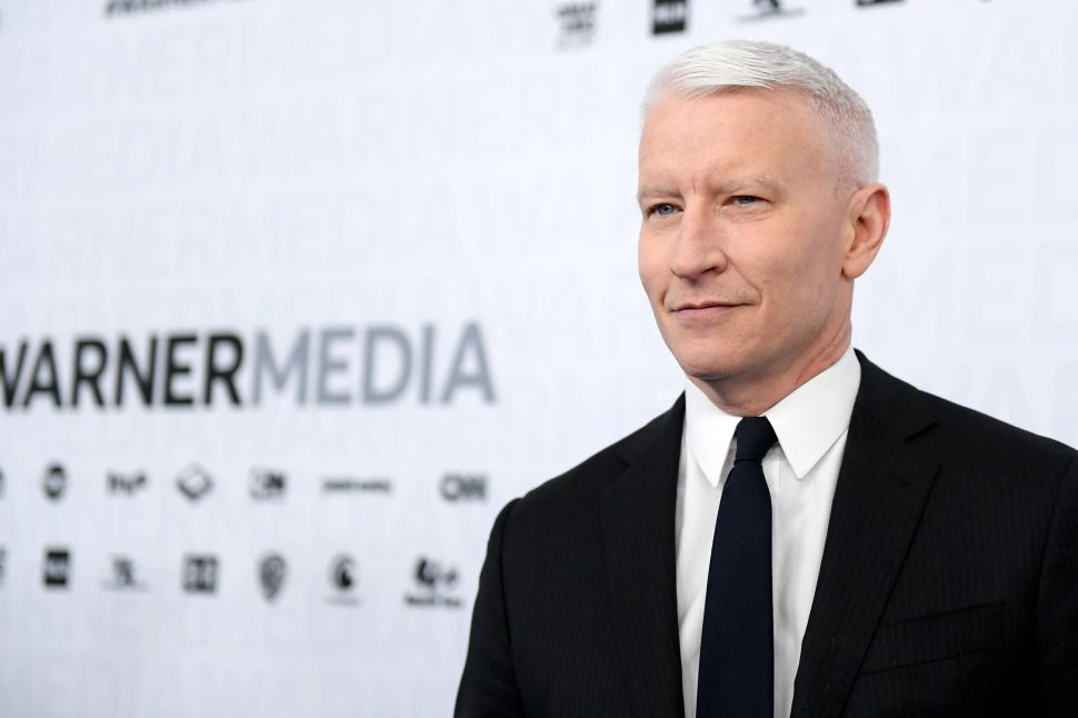 Anderson Cooper Just Got the Inheritance He Never Wanted