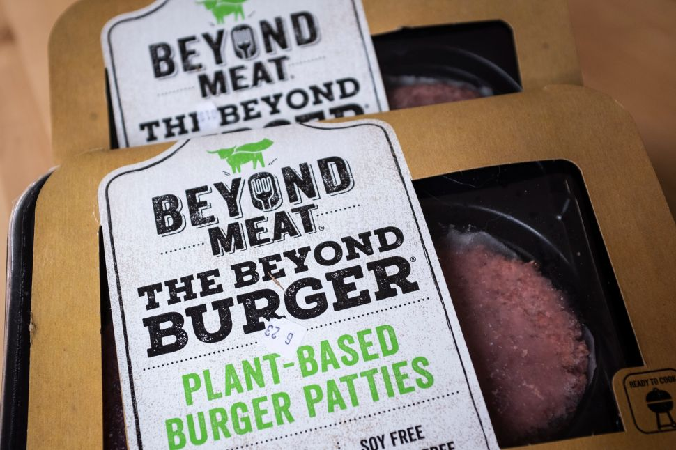 The Beyond Meat Craze Is Giving Wall Street Déjà Vu of Bitcoin and Tesla