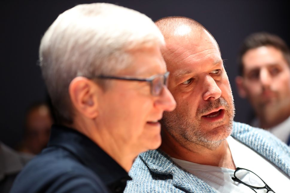 The Real Reason Chief Design Officer Jony Ive Left Apple? CEO Tim Cook
