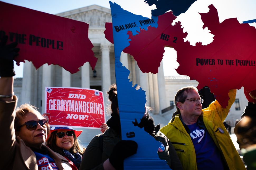 Is Gerrymandering Inherently Bad For Democrats?