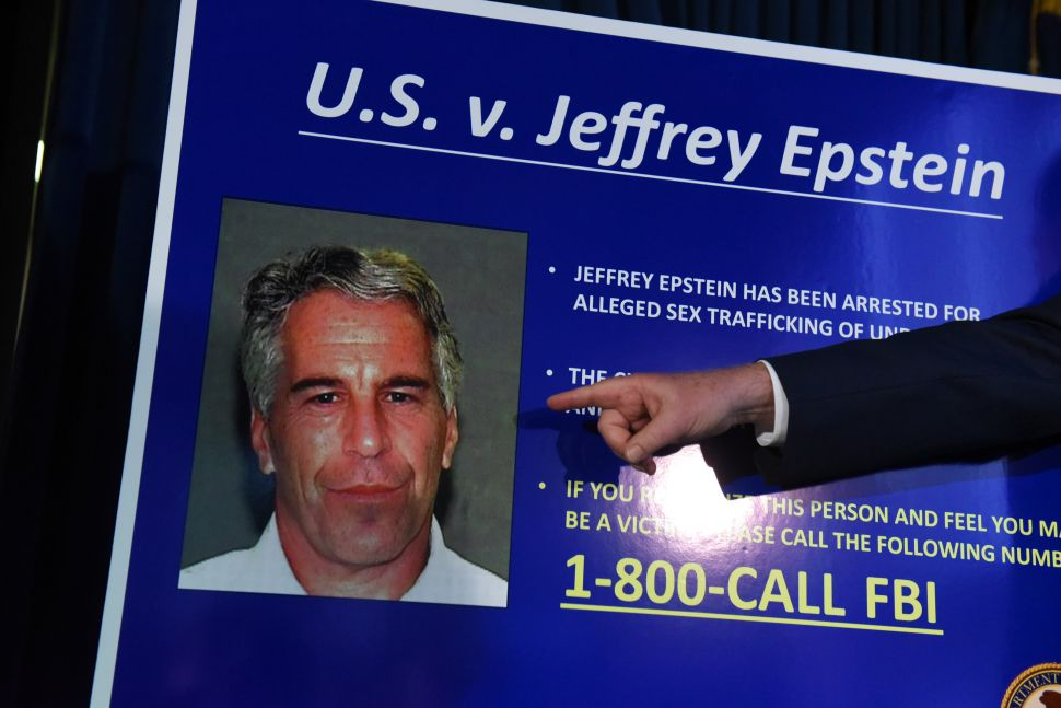 Jeffrey Epstein Borrowed 'Tainted Money' From Deutsche Bank, Says Former Mentor