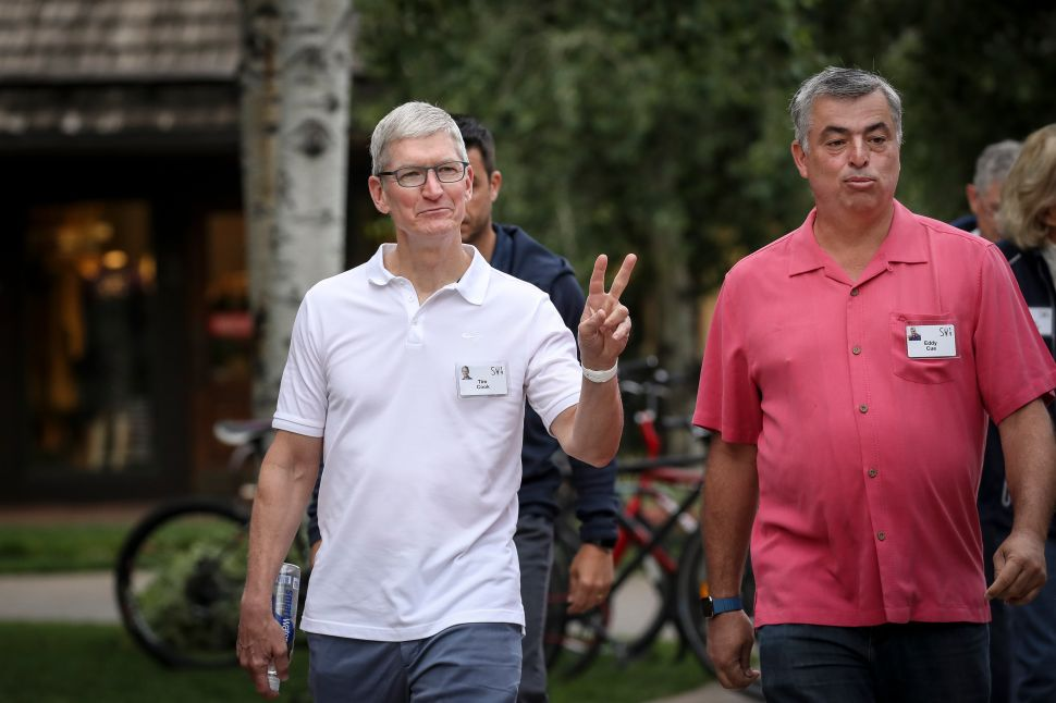 Who's Who of Tech Spotted at Sun Valley's 'Billionaire Summer Camp'
