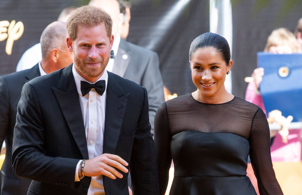 Prince Harry and Meghan Are Still Inviting Select Guests Into Their Frogmore Cottage Fortress