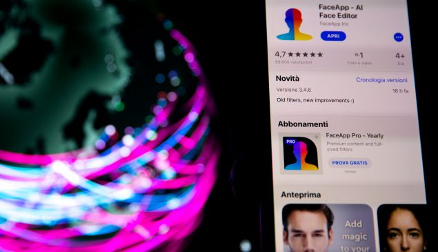 FaceApp Security Concerns