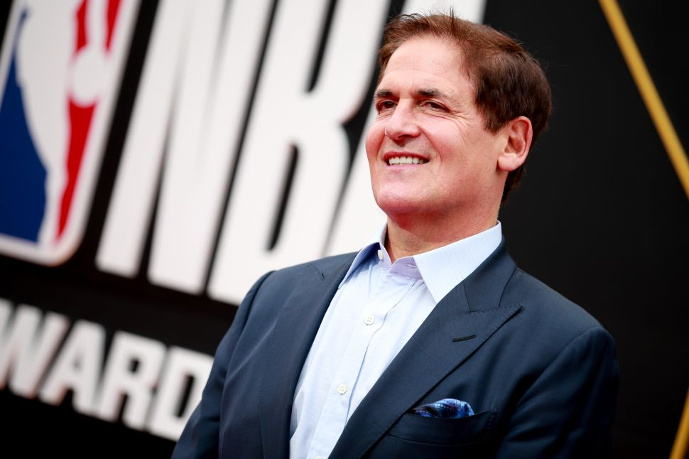 Mark Cuban Say Facebook's Libra Cryptocurrency Could Be 'Dangerous'