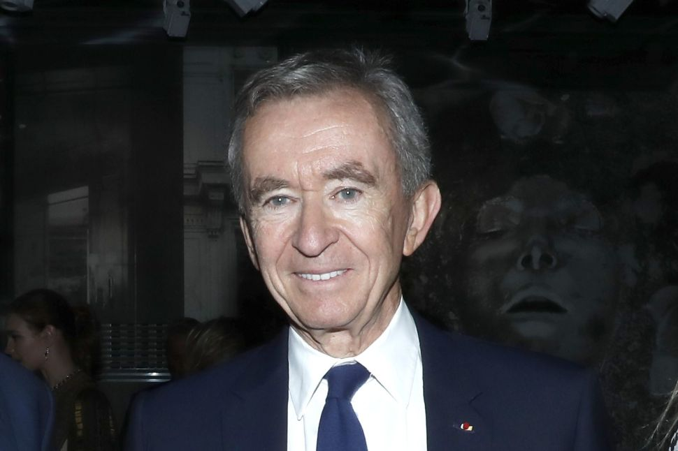 LVMH's Tiffany & Co. Buyout Could Make Bernard Arnault the World's Richest Man