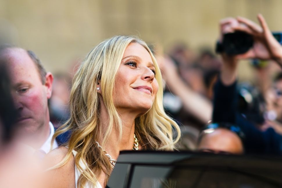 Gwyneth Paltrow and Princess Martha of Norway Hung Out in the Hamptons