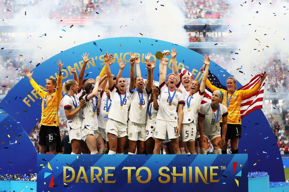 Will the Women's World Cup Win Also Be a Win for Equal Pay?