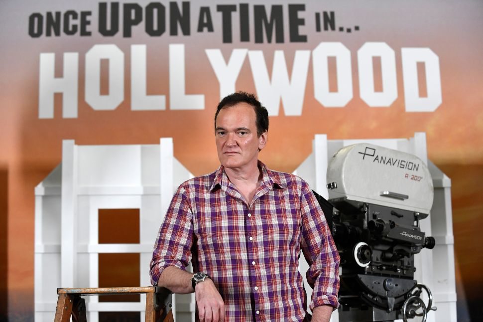 Quentin Tarantino on Why His 'Star Trek' Feature Needs to Be R-Rated