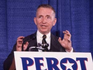 Ross Perot.