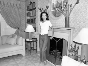 Lee Radziwill apartment