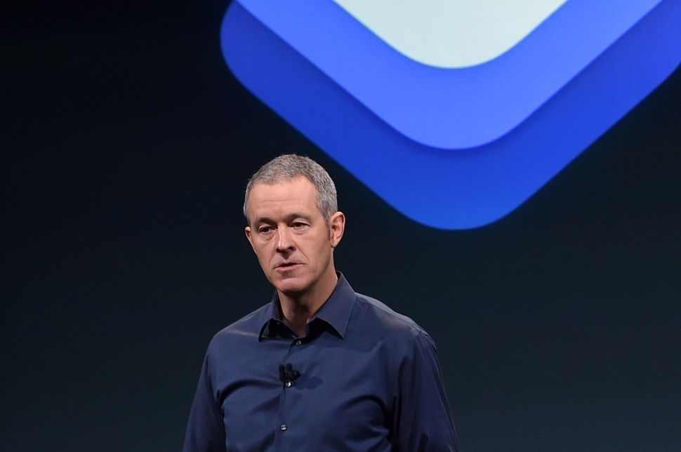 Meet Apple's New Heir Apparent Jeff Williams, Who's 'The Closest Thing to Tim Cook'