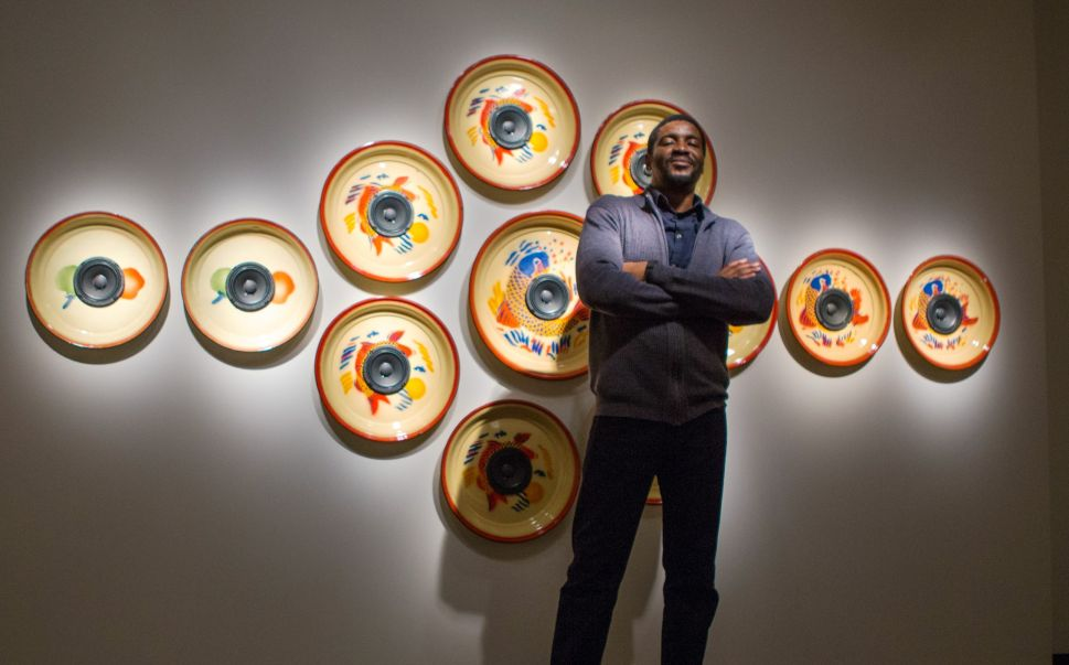 How Are Museums Like Village Squares? Emeka Ogboh's New Installation Finds Parallels.