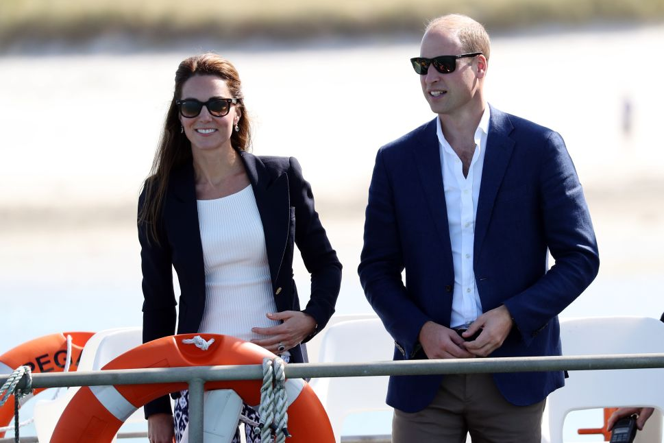 Prince William and Kate Middleton Jetted Off to Their Favorite Holiday Location