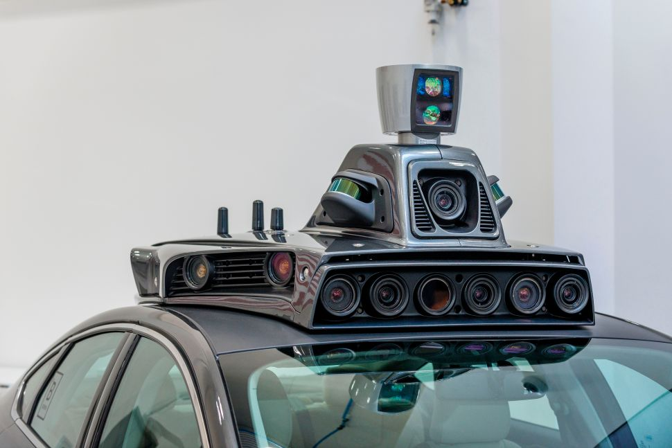 The Longest Yard: Using Autonomous Vehicles for Delivering Groceries
