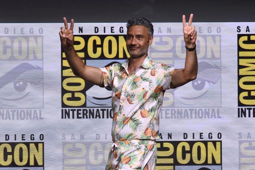 Character Breakdowns for Warner Bros. and Taika Waititi's 'Akira'