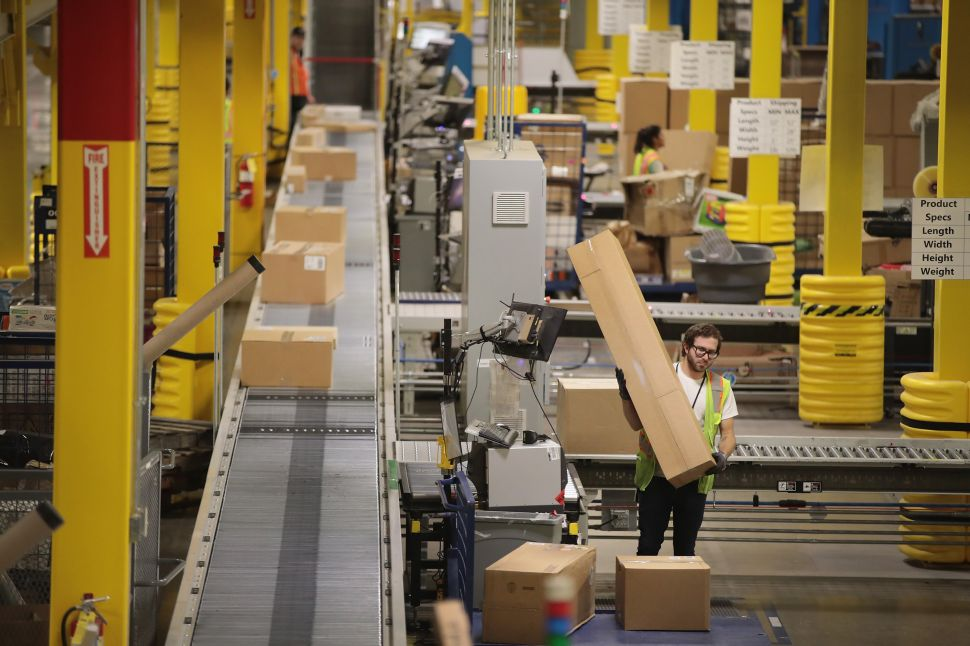Amazon Will Open Two Huge Ohio Fulfillment Centers Amid One-Day Shipping Roll Out